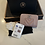 Thumbnail: Chanel Pink Iridescent Coin And Credit Card Wallet