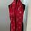 Thumbnail: Louis Vuitton | Logomania Shiny Scarf Red