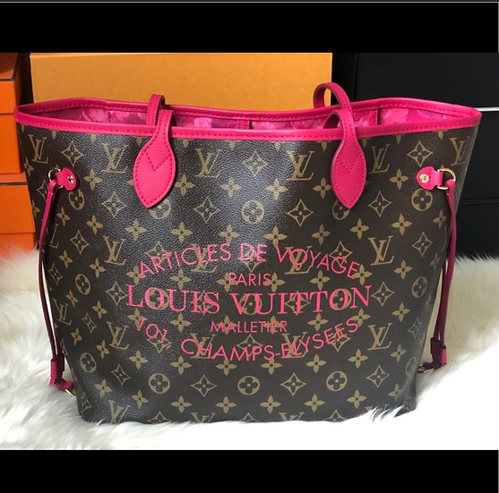 Louis Vuitton | Rare IKAT Neverfull MM Tote