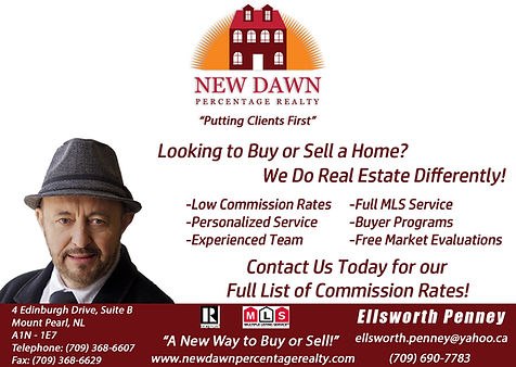 New Dawn Percentage Realty