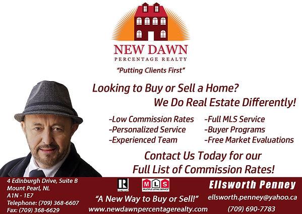 New Dawn Percentage Realty