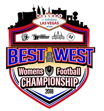 Best of the West Womens Football