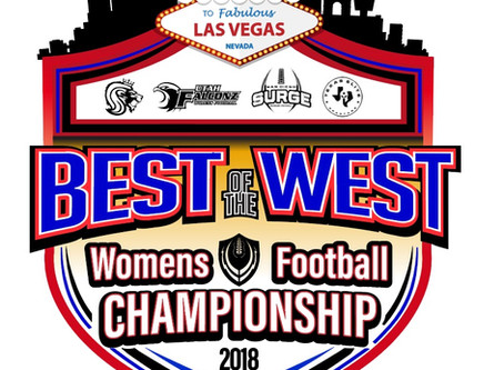 Texas Elite Spartans Selected To Participate In Best of the West Women's Football Championship