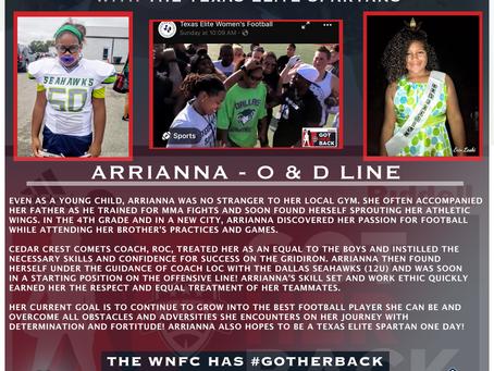 ARIANA - O and D -LINE