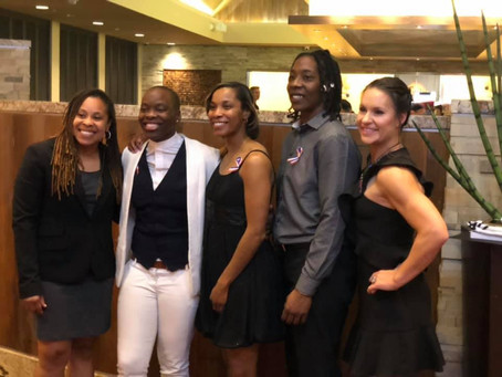 5 Texas Women Inducted Inaugural Class of the Women's Football Hall of Fame