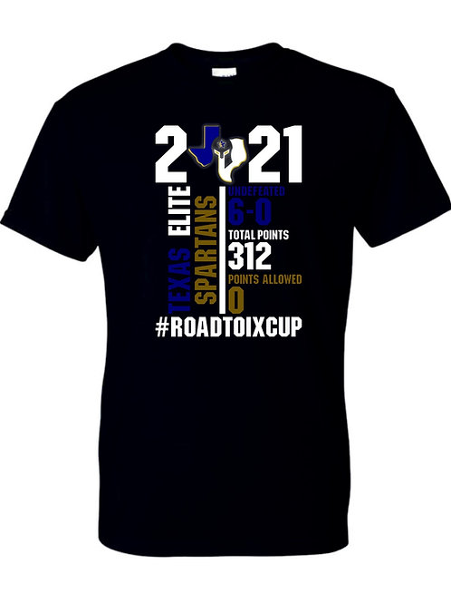 Road To The IX CUP Tee