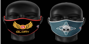 New Face Coverings For All 20 Teams!