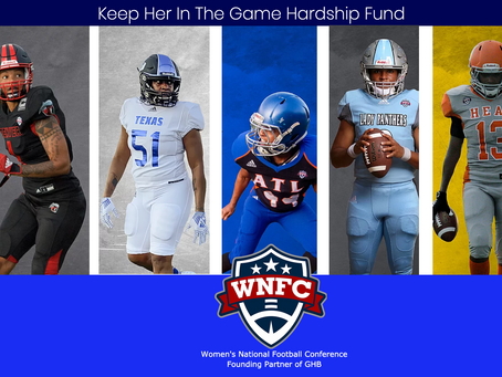 "Got Her Back in Partnership WNFC Launch ""Keep Her In The Game"" Hardship Fund"