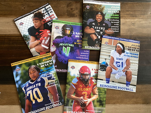 WNFC REIMAGINE FOOTBALL BOOKLET