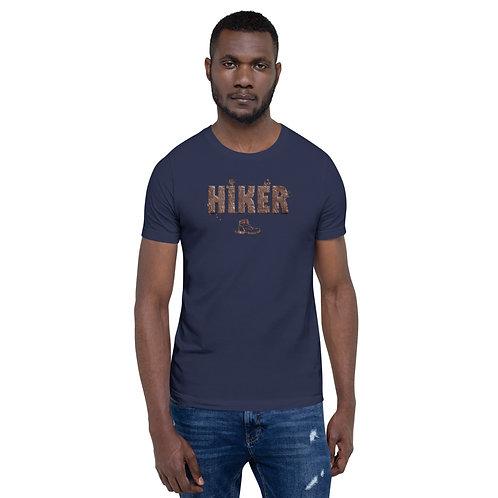 HIKER - Short-Sleeve T-Shirt