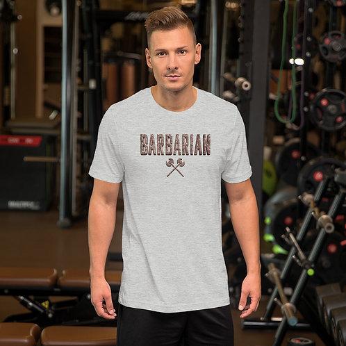 BARBARIAN - Short Sleeve T-Shirt
