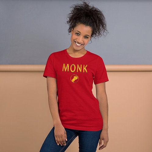 MONK - Short-Sleeve T-Shirt