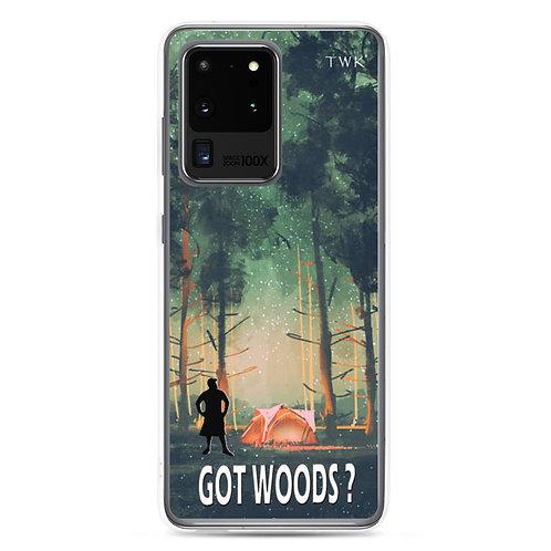 GOT WOODS? - Samsung Case