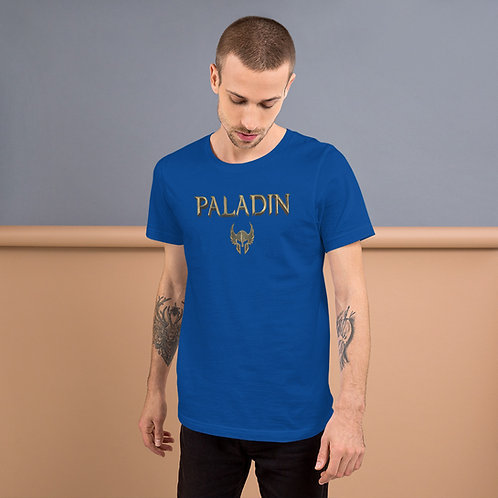 PALADIN - Short Sleeve T-Shirt