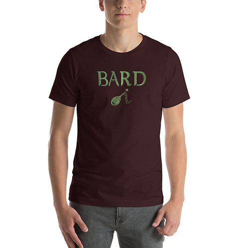 BARD - Short Sleeve T-Shirt