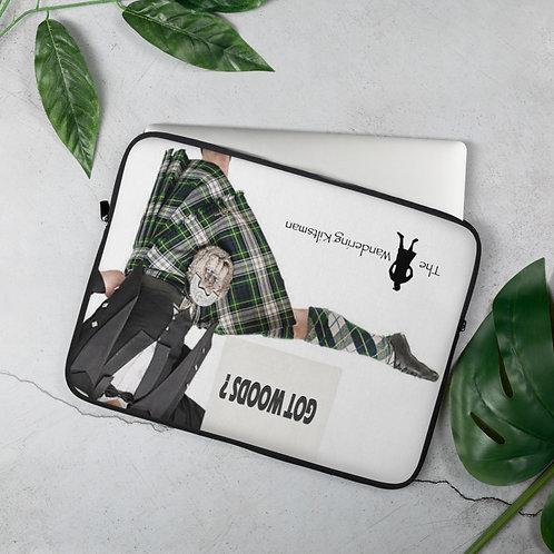 Kilted Laptop Sleeve