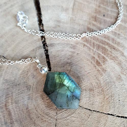 Labradorite - Silver 925