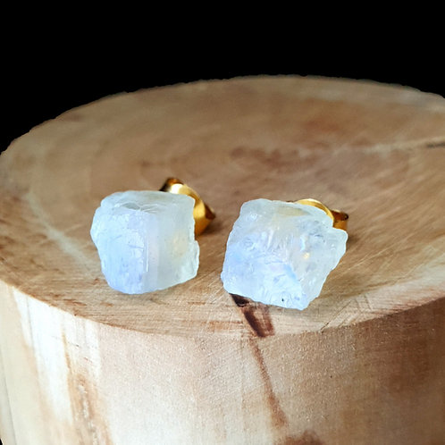 Moonstone - 14k Gold Vermeil