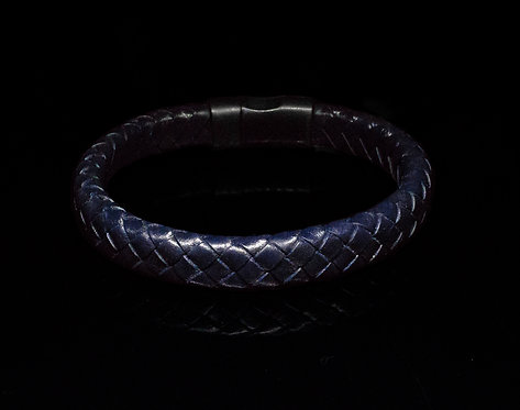 Navy Blue [10mm] leatherS