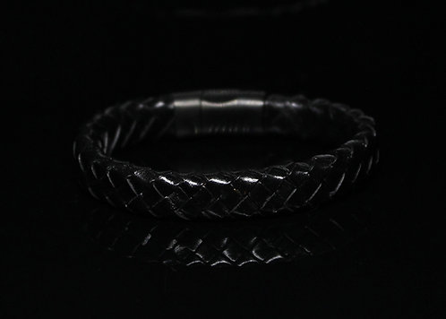 Black [10mm] leatherS