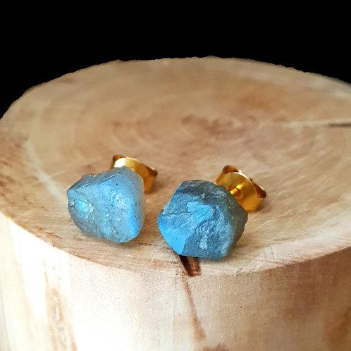 Labradorite - 14k Gold Vermeil