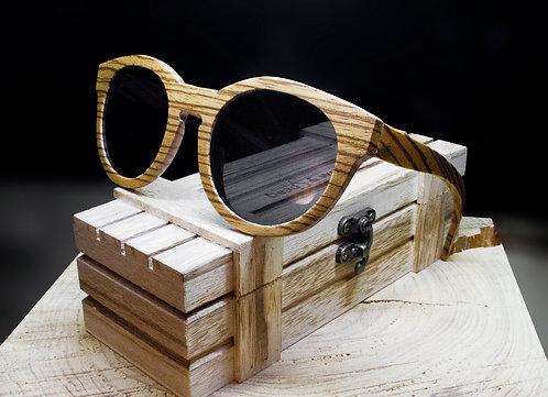 Full wood frame style