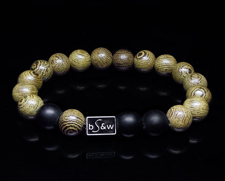 Onyx Wood BeadS