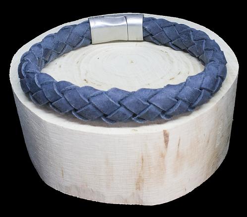 Blue [10mm] soft leatherS