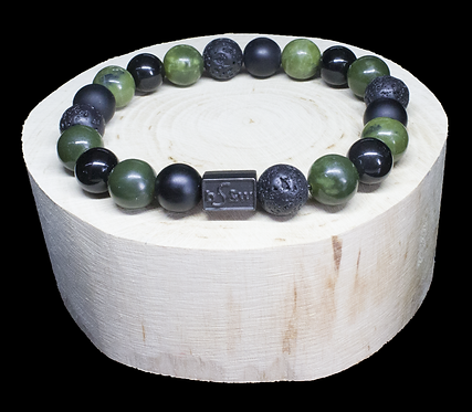 Mixed Green Canada Jade