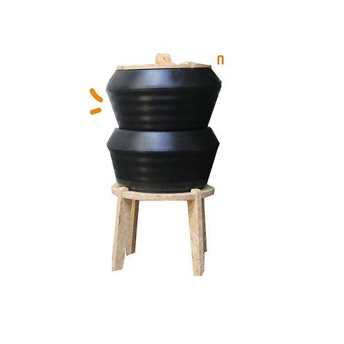 Compostera Negra