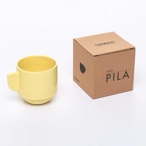 Taza Pila x4