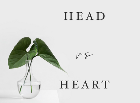 Coming From Head or Heart