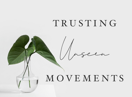 Trusting Unseen Movements