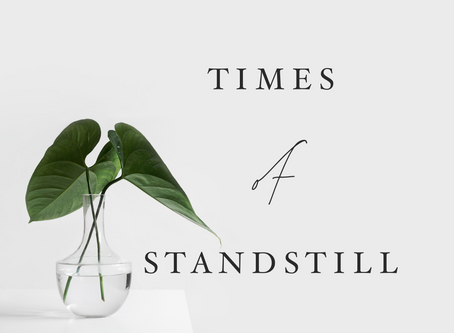 Times of Standstill