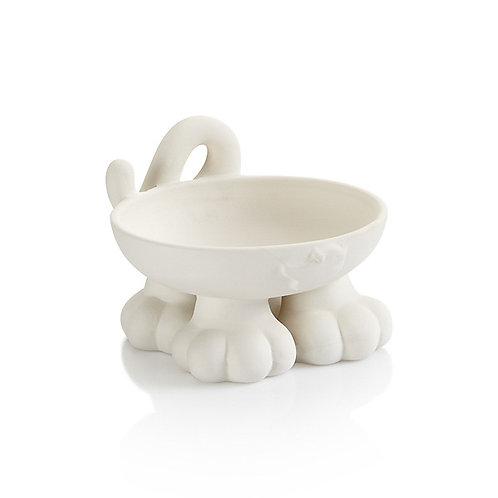 Cat Paw Food/Water Bowl