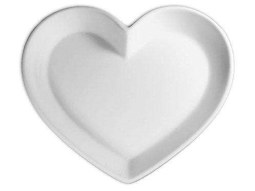 Large Heart Dish
