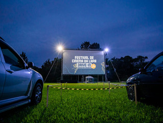 Iniciada a décima terceira edição do Festival de Cinema da Lapa