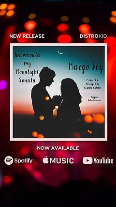 Inamorata my Moonlight Sonata Margo Joy