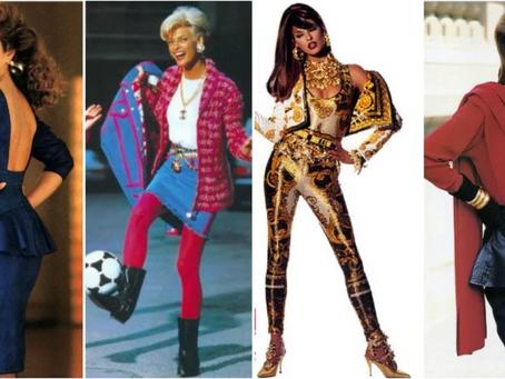 1980年代的時裝風格