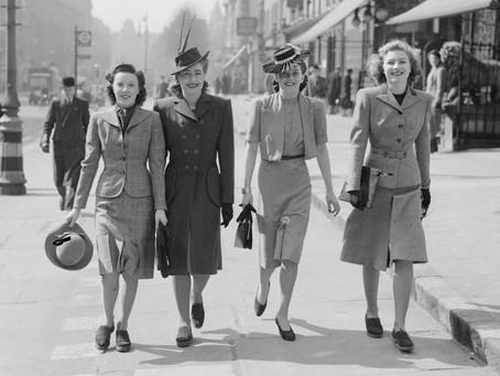 1940年代的時裝風格