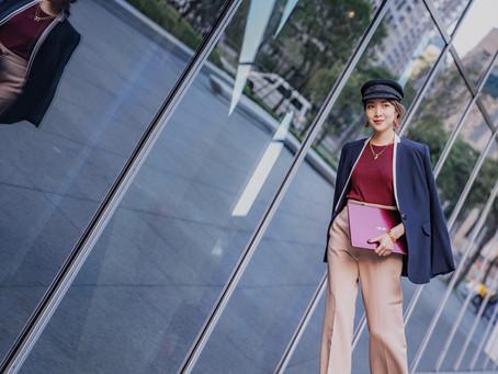 如何進入時尚雜誌大門?時尚編輯忙什麼?ZenBook S最美力的工作夥伴