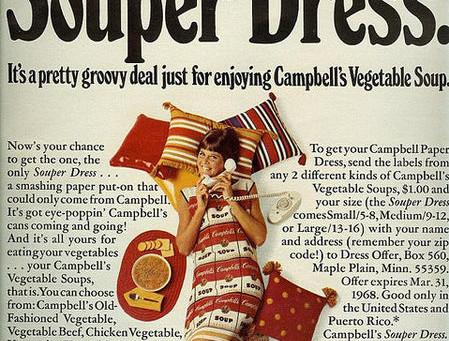 1960年代的時裝風格
