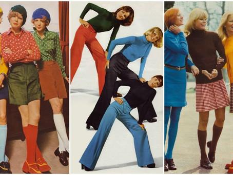 1970年代的時裝風格