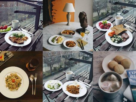 在Airbnb自己做早餐 6道菜單分享─風格遊歐日記