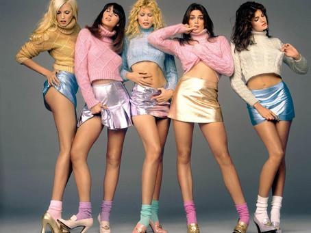1990年代的時裝風格