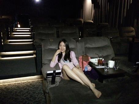 超享受的全新五星級沙發電影院-大直皇家影城
