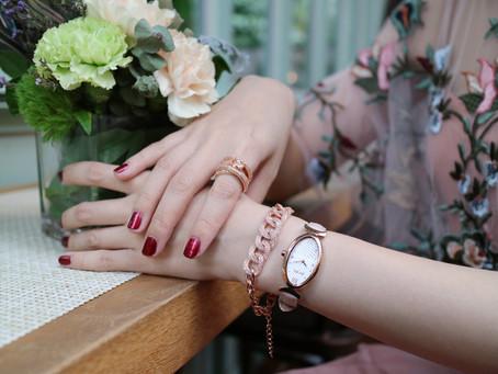 讓女人的美更具質感 Folli Follie飾品日常搭配趨勢與技巧示範