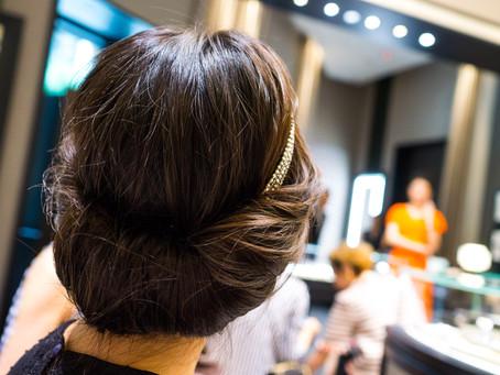 盤髮步驟教學第二集 自己就能輕鬆完成女神系造型(贈獎)