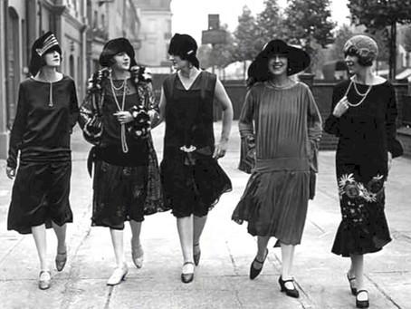 1920年代的時裝風格