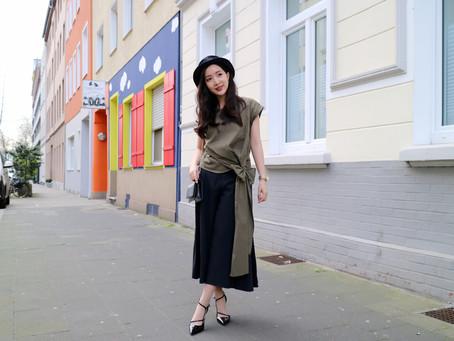 風格遊德國 低調工業風大地色系服裝搭配技巧